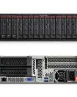 LENOVO Server ThinkSystem SR650 2U/Xeon Silver 4108/16GB/Diskless/930-8i 2GB/1 PSU/3Y NBD