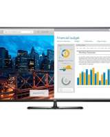 DELL Monitor C5517H 55'' LED, VGA, HDMI, Speakers, 3Years